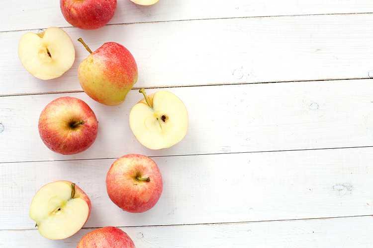 Les bienfaits de la pomme 0